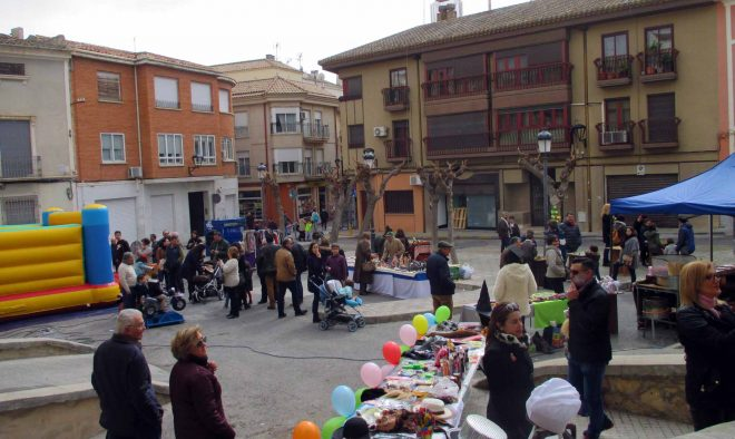 Plaza Nueva / EFDH.