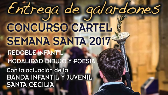 Entrega de galardones de la Asociación de Cofradías y Hermandades de la Semana Santa de Hellín