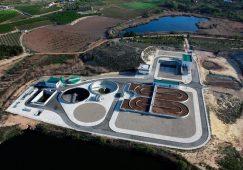 La CHS anuncia el proyecto de construcción de colectores desde Isso a la  Estación depuradora de aguas residuales  de Hellín