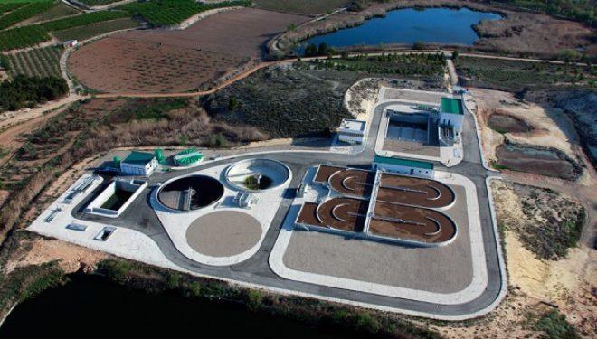Obras de saneamiento de aguas en el colector de Hellín y de saneamiento y depuración en la pedanía de Isso