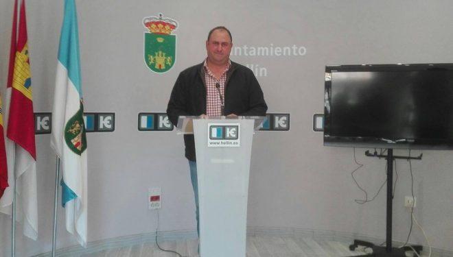 Julián Martínez hacía pública la satisfacción del equipo de gobierno municipal por la ley anti fracking