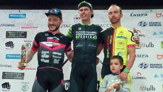 César Ruiz consiguió el tercer puesto en Caudete