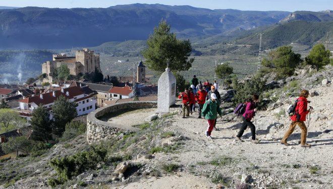 Yeste, próximo destino en la XII Ruta de Senderismo de la Diputación