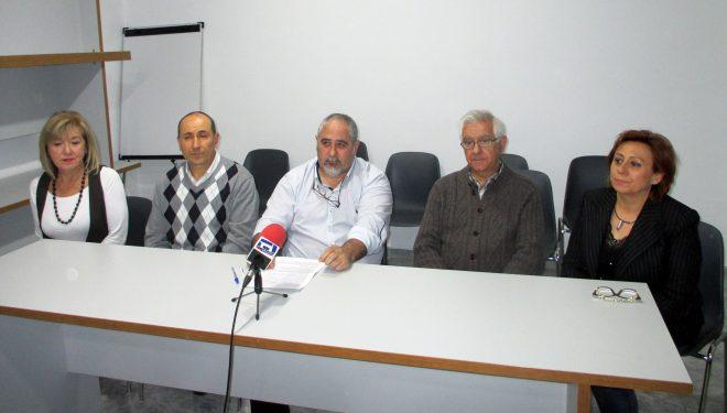 La junta directiva de la Asociación de Comerciantes y Empresarios Hellineros (ACHE) tira la toalla