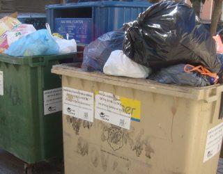 El Grupo Popular solicita al Equipo de Gobierno que mejore el servicio de limpieza para la Semana Santa de 2018