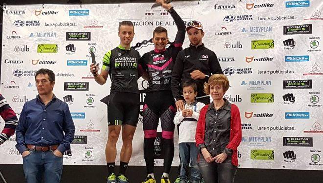 Tercer puesto para César Ruiz en Madrigueras