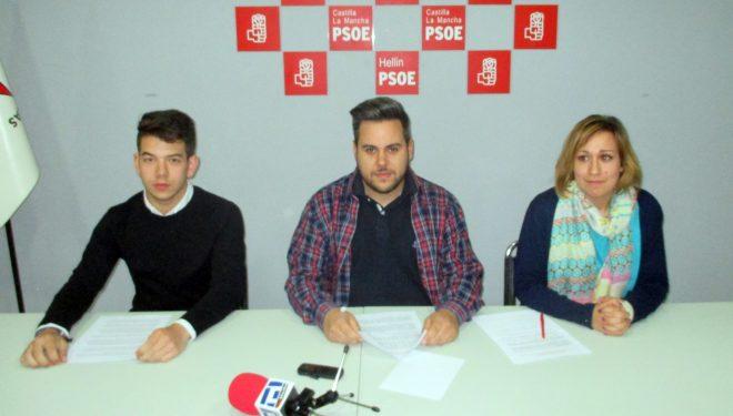 Juventudes Socialistas reivindican el 1º de Mayo