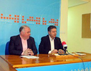 Moreno Moya califica de tomadura de pelo el nuevo retraso  de las obras del Centro de Salud Nº 1