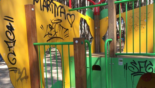 El GM del Partido Popular insta al equipo de gobierno a arreglar o colocar nuevos juegos infantiles en Parque Municipal