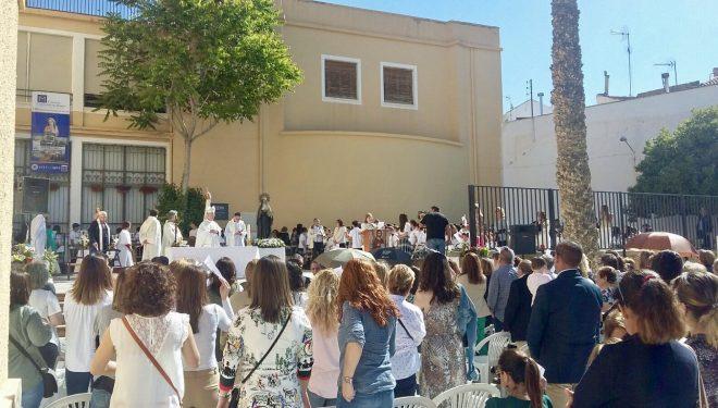 El colegio Compañía de María celebra la festividad de Santa Juana de Lestonnac