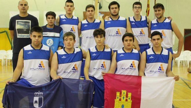 Los junior del AD Baloncesto Hellín consigue el ascenso al Grupo Especial