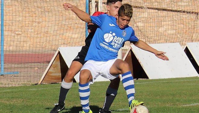 Nueva victoria del Hellín en el campeonato provincial de juveniles
