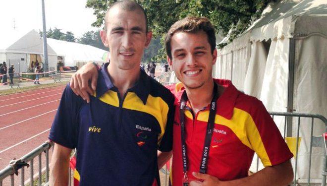 José Martínez Morote comienza su participación en el Campeonato del Mundo de Atletismo