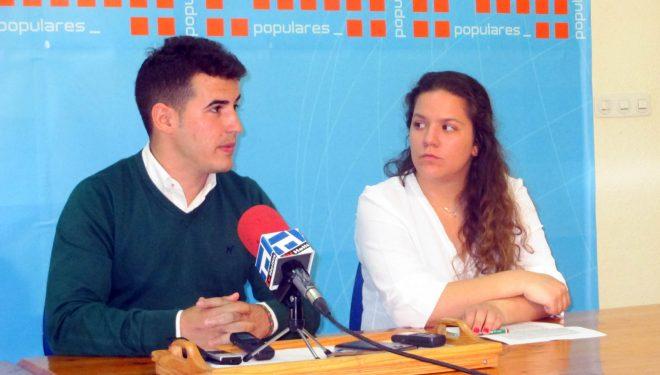 Nuevas Generaciones critican la política regional de García-Page