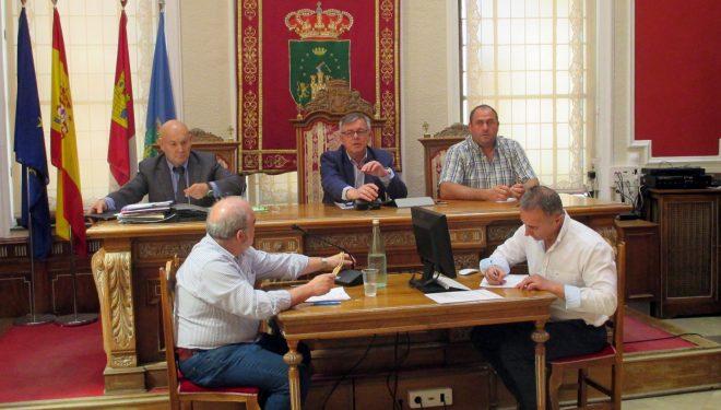 El Pleno aprueba la compra de terrenos para la ampliación del Cementerio Municipal