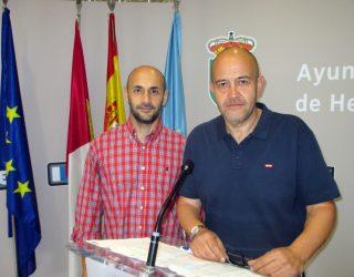 El concejal Francisco López presenta las actividades deportivas para este verano