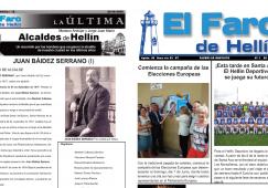 400 números de EL FARO DE HELLÍN