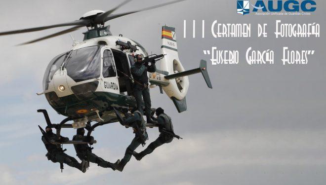 AUGC, convoca el III Certamen de Fotografía sobre las Fuerzas y Cuerpos de Seguridad