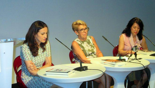 María José Sevilla cerró las Jornadas Literarias