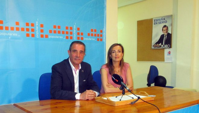 La diputada del PP, Carmen Navarro, pide a García-Page que se marche