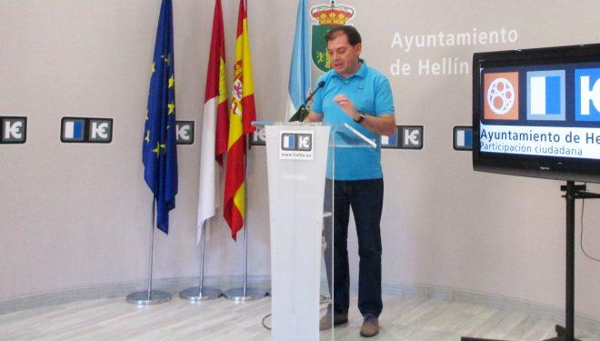 Javier Morcillo se encuentro dolido por el trato recibido por sus compañeros de Concejo