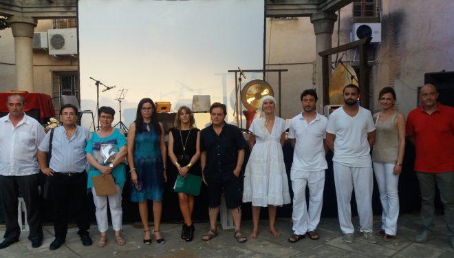 Recital de poesía y ceremonial de danza en la Casa de la Cultura