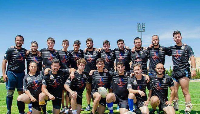 El Club de Rugby Hellín participó en un torneo celebrado en Albacete