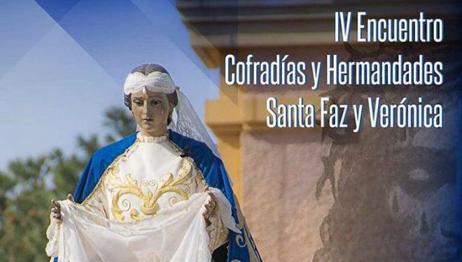 IV Encuentro Nacional de Cofradías y Hermandades Santa Faz y Verónica