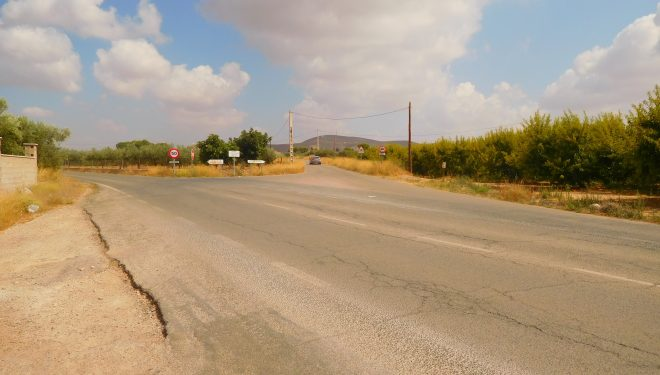 El proyecto para solucionar el problema de la rotonda de Agramón en marcha