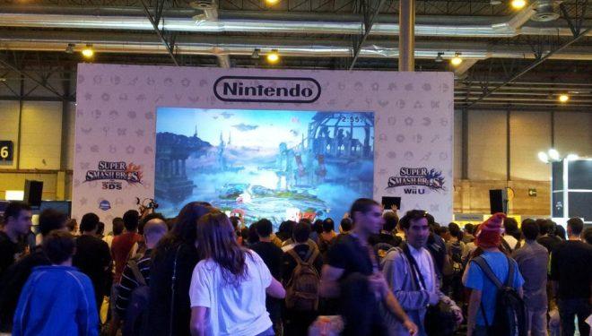 Presentación del Torneo de Smash Bros