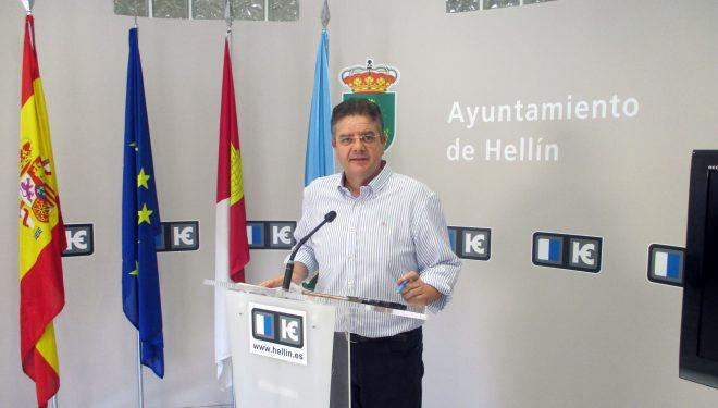 El ex concejal del PP, Moreno Moya, diputado en las Cortes de Castilla-La Mancha