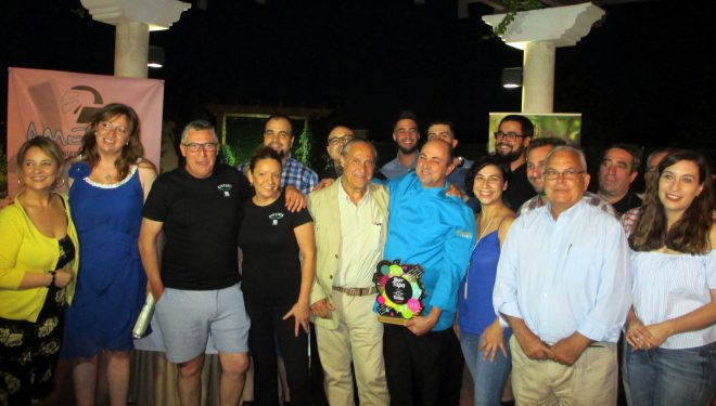 """El Restaurante Carpen Diem vencedor de nueva edición de """"Tapeando por Hellín"""""""
