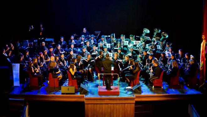La Unión Musical Santa Cecilia realiza este fin de semana la XVII edición del Festival Nacional de Bandas