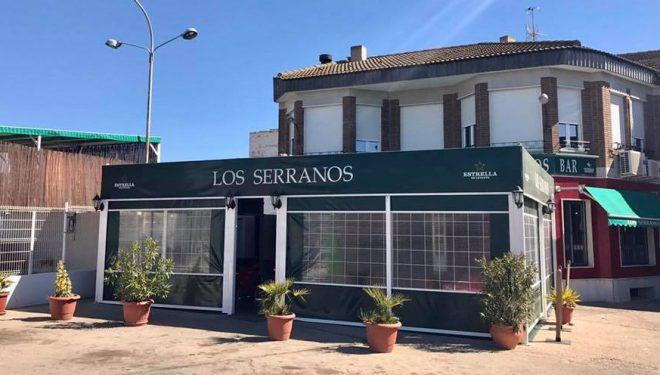 """Veloz y madrugador robo en el restaurante """"Los Serranos"""""""