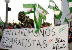 El folklórico independentismo español