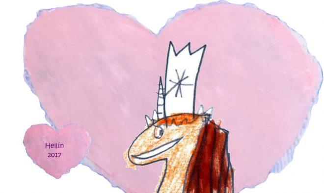 La unicornia Patosa