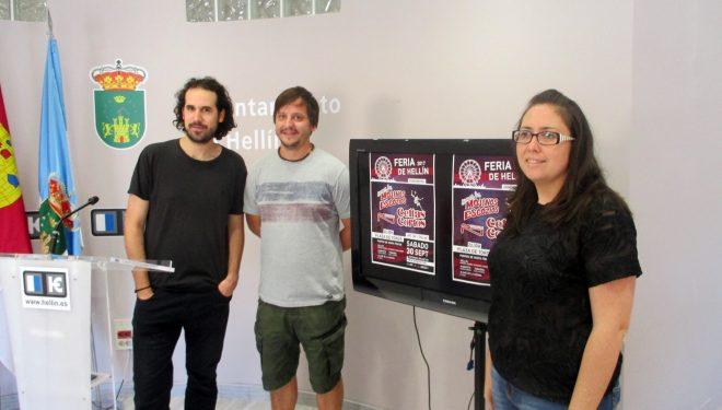 Fabiola Jímenez espera que el concierto de Mojinos Escocios y Celtas Cortos sea un auténtico éxito