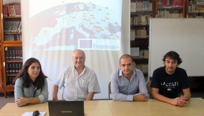 Concedido un Erasmus + de dos años al IES Melchor de Macanaz