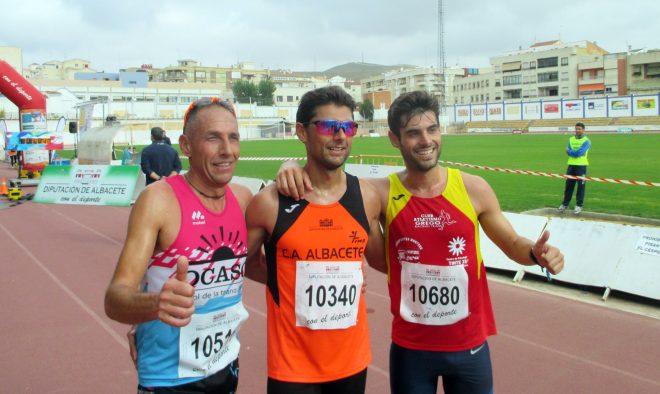 Antonio Briz, José Vicente Gadea y Antonio Zafra / EFDH