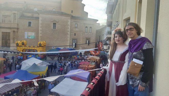 Manuel Guerrero leyó un emotivo e intimista pregón en honor a San Rafael