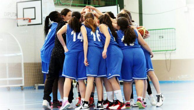 El ADB Júnior femenino debutó en la Liga Regional con una derrota en Albacete