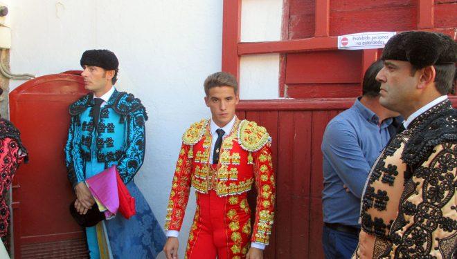 Rotundo éxito de Diego Carretero en Hellín, donde cortó cuatro orejas