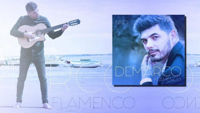 Solamente quedan 500 entradas para el concierto de Demarco Flamenco