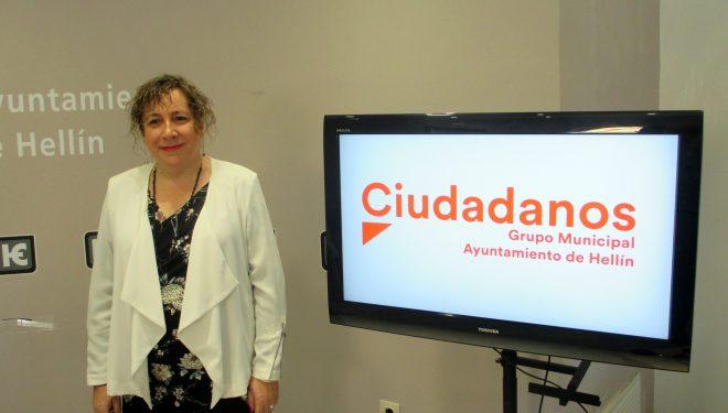María Jesús López califica de éxito rotundo el resultado de Ciudadanos en Cataluña