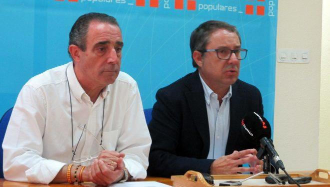 """El PP expectante """"para oír las nuevas mentiras y engaños que pueda desvelar García Page"""""""