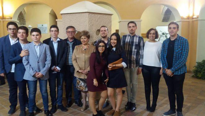 Entrega de los premios Alcalde Baldomero Marín