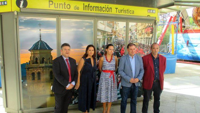Apertura permanente del punto de información turística