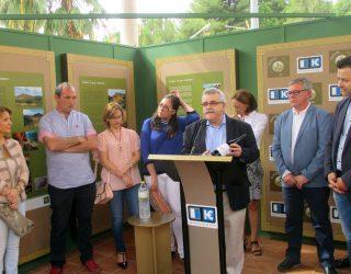 Se presentaba el Stand Institucional Ilunum
