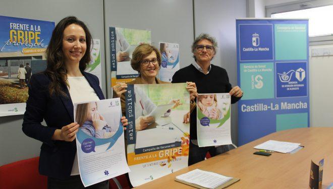 Comienza la campaña de vacunación frente a la la gripe