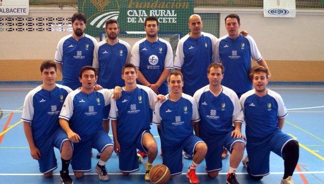 ADB Hellín se estrenó en la nueva Liga Zonal, con una gran victoria en la cancha del Alcázar de San Juan